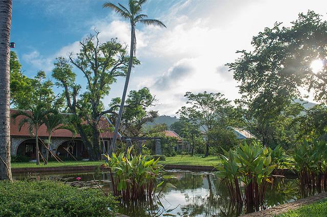 Cambodge hôtel