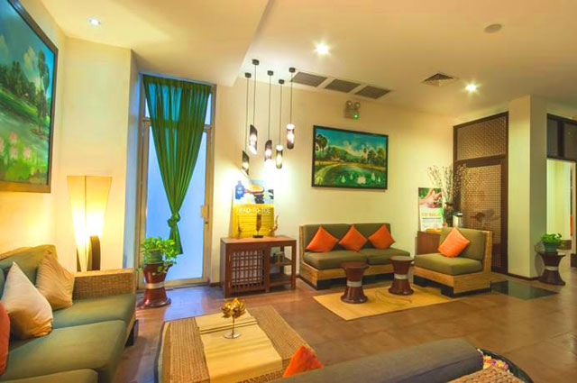 The Privilege Floor Siem Reap Auderney Excellence Travel