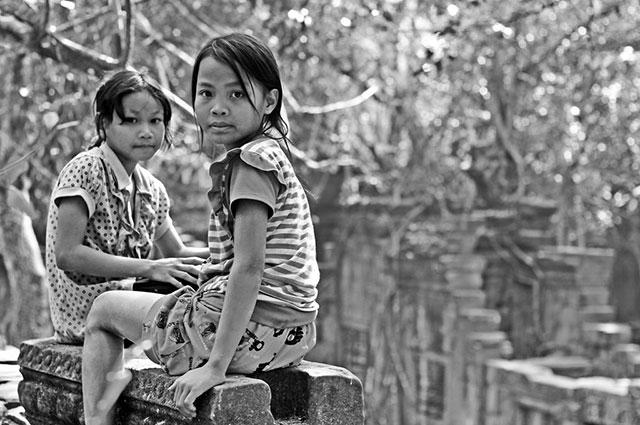 Cambodge voyages