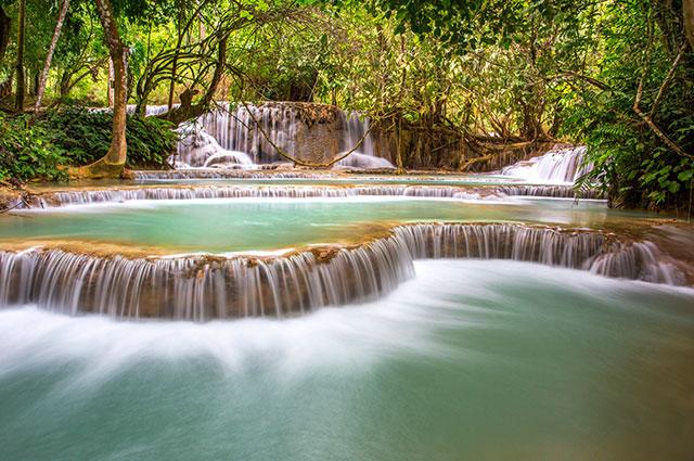 Lahela ~ Les fripouilles au Laos
