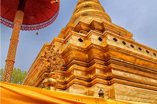 Sanda ~ Des pagodes birmanes aux cascades laotiennes