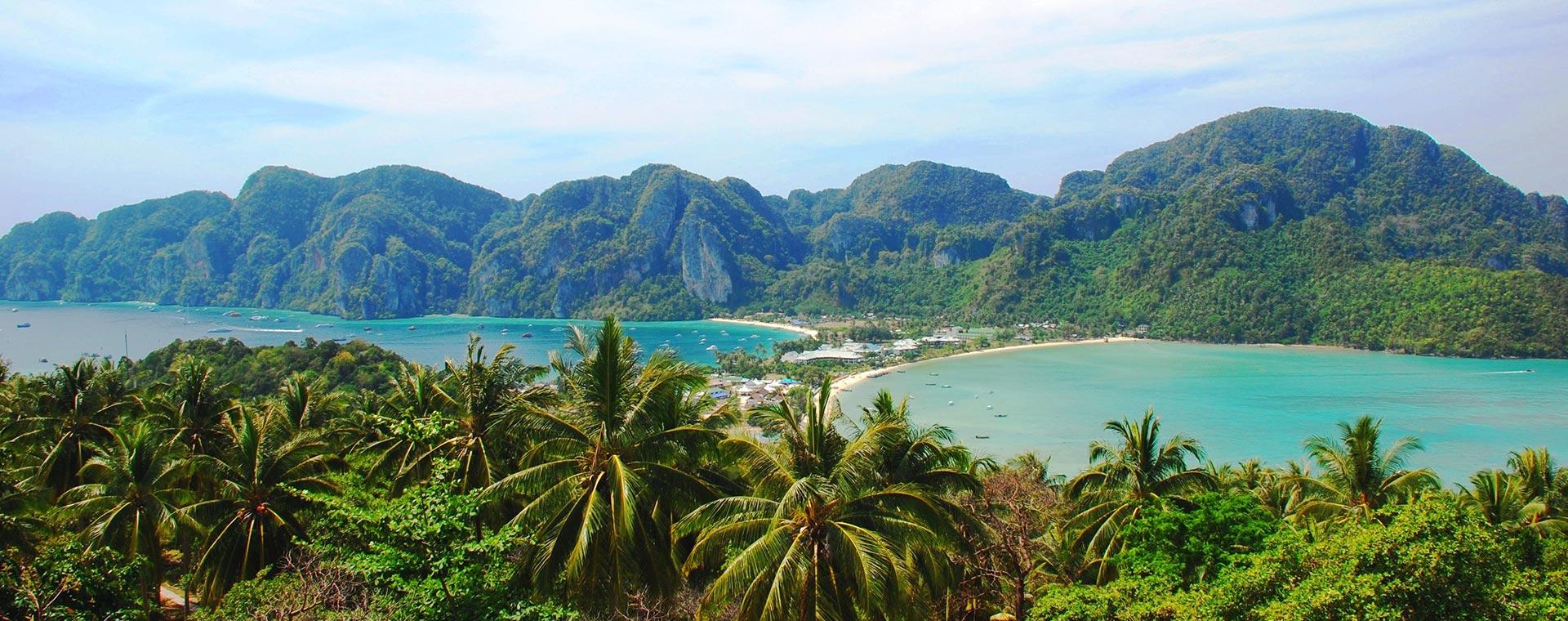 Plages & îles de rêve