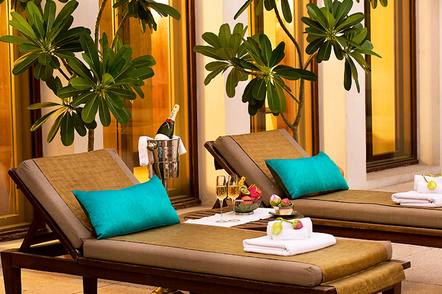the manor hotel  delhi