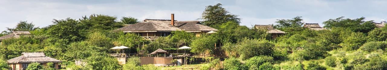 Escarpment Luxury Lodge (Lac Manyara)