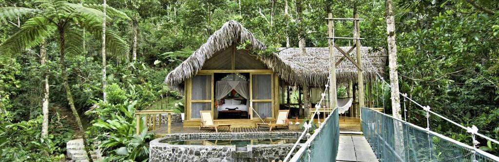 Pacuare Lodge (Rio Pacuare)